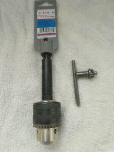 "Bosch SDS-Max Shaft Rotary Hammer Drill 1/2"" Chuck Adapter"