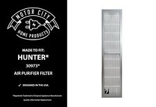 Filter for Hunter 30973 Air Purifier 30890 & 30895 Models