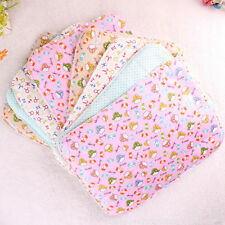 Baby Infant Diaper Nappy Urine Mat Kid Waterproof Bedding Changing Cover Pad Fs