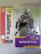 2005 McFarlane Deion Sanders Collectors Club Exclusive Baltimore Ravens NIB