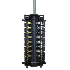 Commutatore forno per Smeg 4034/6A by MarelShop®