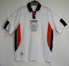 Umbro England National Football Team Home Shirt Vintage Jersey XL d9bcc4422