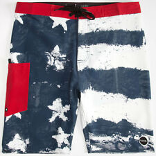 "TAVIK Men's Board Shorts ""Independence"" - OPT - Size 32 - NWT"