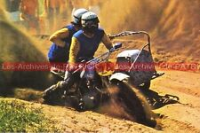 TURNER john / GREENHORN Andy Side Car Cross Carte Postale Moto Motor Postkarte