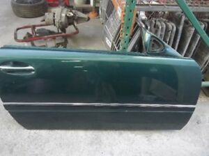 2001 Mercedes-Benz CL500 Coupe - Right Door Shell - 2157200205 -