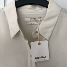 Pull and Bear Vintage Style Shirt Size S