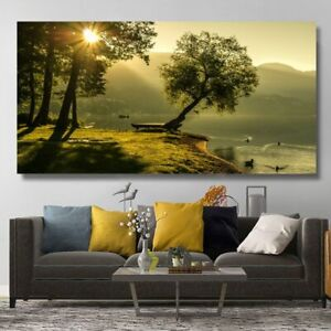 Landscape Canvas Wall Art Canvas Painting Home Decor Wall Picture Posters Prints