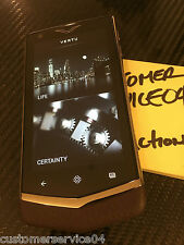 Genuine Vertu Constellation Android Brown Leather, Luxury and Function in ONE