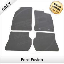 FORD FUSION Manual 2002-2012 Tailored LUXURY 1300g Carpet Car Floor Mats GREY