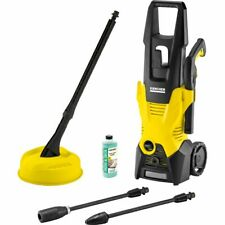 Karcher K3 Full Control Home K3 Home Pressure Washer with T150 Patio Cleaner