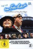 ZUR FREIHEIT-FOLGE 1-22 (3 DVD) TV SERIE RUTH DREXEL NEU ++++++++++++++++++++