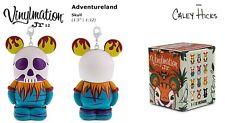 """DISNEY VINYLMATION 1.5"""" Adventureland Jr Junior Jungle Skull Ready To Ship"""