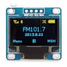 "OLED 0.96"" yellow blue Display Module For Arduino I2C Display 128X64 OLED"