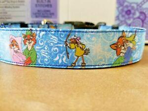 Disney Robin Hood Dog Collar