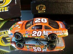 Tony Stewart #20 Home Depot It's The Great Pumpkin 2002 Pontiac Grand Prix Elite