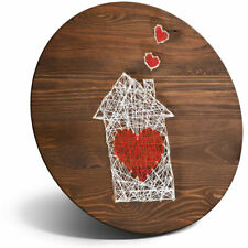 Awesome Fridge Magnet - Cute Home Heart Strings Love Family Cool Gift #8700
