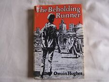 Owain Hughes THE BEHOLDING RUN Hardback + Dustwrapper 1966 Chatto & Windus 1st