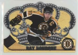 1997-98 Pacific Crown Royale Silver Ray Bourque #7 HOF