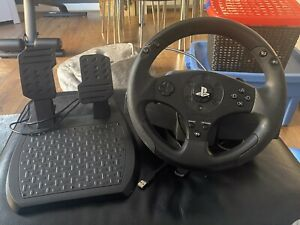 Great PlayStation steering wheel pedal thrustmaster t80 racing wheel ps4