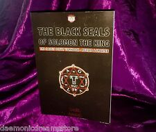 The Black Seal of Solomon New edition! Carl Clou magie magic Goetia Magick