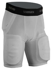 Stromgren Adult 3- Pad 5-Pocket Football Compression Girdle Basketball Shorts