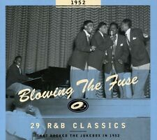 1952-Blowing The Fuse: 29 R&B Classics That Rocked - Blowing The (2005, CD NEUF)