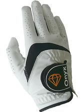 Brand New Onyx Golf Glove..... All Weather.... Men's Right Hand Large..... White