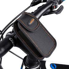 Ibera Bike Black Phone Case Adjustable Angle Stem Mount Handlebars NEW IB-PB4Q4