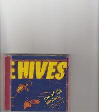 Hives-Live at the Warehouse UK live cd album