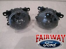 15 thru 17 Mustang OEM Ford Driving Fog Light Kit LED Pair of RH & LH LED Lamps