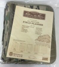 ALL-WEATHER MILITARY RITE IN THE RAIN FIELD PLANNER MULTICAM NEW IN BAG