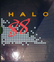 Halo '88, by Media Cybernetics. 1988, For IBM PC, XT, AT, PS/2. Complete, unused