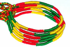 Rasta Amitié Irie Bracelet Poignet Negril Reggae Bob Hobo Paix Festival Rgy Bracelets