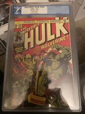 Incredible Hulk #181 PGX 9.6 Like CGC 9.8  1st Wolverine