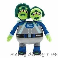 "New Disney Store Exclusive Watson & Crick Miles Tomorrowland Plush Toy Doll 14"""
