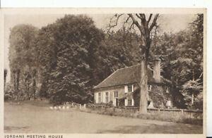 Buckinghamshire Postcard - Jordans Meeting House - Ref 16491A