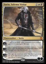 Sorin, Solemn Visitor x4 PL Magic the Gathering 4x Khans of Tarkir mtg card lot