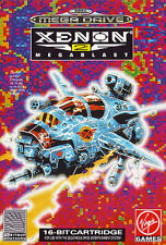 ## Xenon 2 Megablast - SEGA Mega Drive / MD Spiel - TOP ##