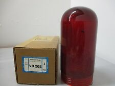 Crouse Hinds Industrial light globe VO202 Red