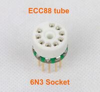 1PC Mini ECC88 6922 6DJ8 TO instead 6N3 396A 5670 Tube Converter Adapter