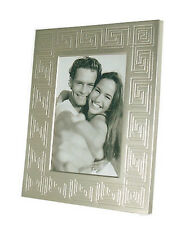 """Silver Photo Picture Frame 4x6"""" & 5x7"""""""