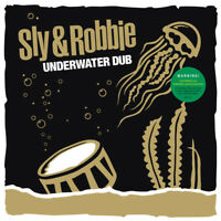 Sly & Robbie ‎– Underwater Dub Vinyl LP Groove Attack 2014 NEW/SEALED 180gm