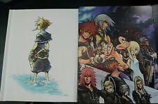 Kingdom Hearts HD 2.5 Remix Collectors Edition Steelbook & Artbook