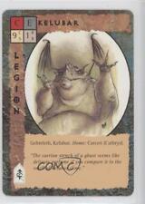 1995 Blood Wars Collectible Card Game #NoN Kelubar Gaming 2k3