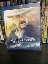 The Water Diviner (Blu-ray, 2015) Russell Crowe, Isabel Lucas BRAND NEW
