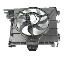 Radiator Condenser Cooling Fan Motor Assembly for 08-15 Smart Fortwo A0002009323