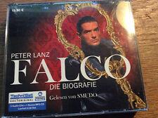 Falco - Die Biografie [5 CD + 1 MP3 CD] Peter Lanz Smudo