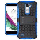 CoverON® for LG K10 / Premier LTE Case - Hybrid Kickstand Hard Phone Cover