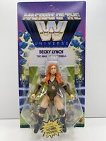 Masters of the WWE Universe Becky Lynch MOC UNPUNCHED Wave 5 New MOTU