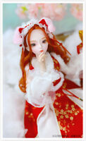 "24"" 1/3 Handmade Resin BJD MSD Dolls Lifelike Doll Joint Dolls Girl Gift Karida"